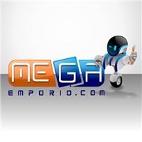 Mega Emporio.com, Logo e Cartao de Visita, Computador & Internet