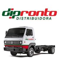 DIPRONTO DISTRIBUIDORA LTDA, Logo e Cartao de Visita, Construção & Engenharia