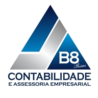 B8 PRIME CONTABILIDADE E ASSESSORIA EMPRESARIAL, Logo, Contabilidade & Finanças