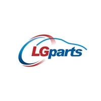 LG Parts, Logo, Automotivo
