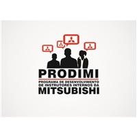 PRODIIMI - PROGRAMA DE DESENV. DE INSTRUTORES INTERNOS DA MITSUBISHI, Logo, Consultoria de Negócios