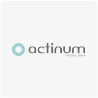 Actinum Tecnologia, Logo, Computador & Internet