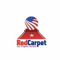 Red Carpet (vip English school), Logo, Educação & Cursos