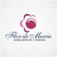 Flor de Maria, Logo, Roupas, Jóias & Assessorios