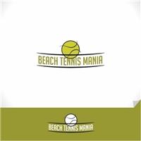 Beach Tennis Mania (loja de estampas do esporte), Logo, Roupas, Jóias & Assessorios