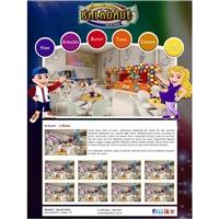 Baladauê, Logo em 3D, Planejamento de Eventos e Festas