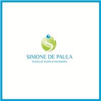Simone de Paula - Studio de Pilates & Fisioterapia, Logo, Saúde & Nutrição