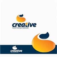 CREATIVE - muito mais do que impressao, Logo, Artes, Música & Entretenimento