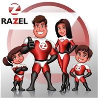 Super-herói (Corel ou ilustrator), Folheto ou Cartaz (sem dobra), Roupas, Jóias & Assessorios