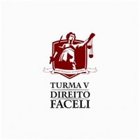 DIREITO - FACELI - TURMA III, Tag, Adesivo e Etiqueta, Advocacia e Direito