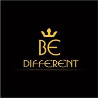 Be Different, Logo, Roupas, Jóias & Assessorios