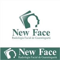 New Face - Clinica Radiologica Odontologica de Guaratinguetá, Logo, Saúde & Nutrição