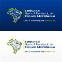 SEMINARIO DE GESTAO E FISCALIZAÇAO DOS CONTRATOS ADMINISTRATIVOS, Logo,