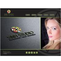 SINA STUDIO - photography-video-marketing, Cartão de visita, Fotografia