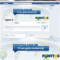 Guia Comercial Ponttos, Manual da Marca, Marketing & Comunicação