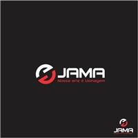 JAMA, Logo e Cartao de Visita, Metal & Energia