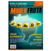 Revista de Classificados Moderfrota, Logo, Artes, Música & Entretenimento