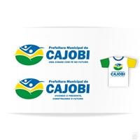 Logo Prefeitura, Tag, Adesivo e Etiqueta, Associações, ONGs ou Comunidades