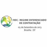 RDC - REGIME DIFERENCIADO DE CONTRATAÇAO, Logo, Planejamento de Eventos e Festas