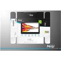 Criaçao Embalagem Tablet Dual Core - NIU, Cartaz/Pôster, Computador & Internet