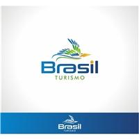 Logomarca Brasil Turismo, Logo, Viagens & Lazer