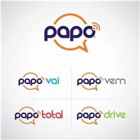 PAPO - Operadora de Telecomunicaçoes, Logo, Computador & Internet