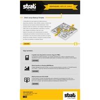 Newsletter Strati, Cardápio, Computador & Internet