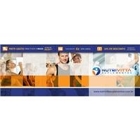 Nutrivitta Suplementos, Manual da Marca, Saúde & Nutrição