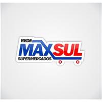 Rede de Supermercados MAXSUL, Logo, Alimentos & Bebidas