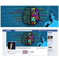 Fan Page do Prof. Victor Mirshawka Junior, Modernizar Logo, Educação & Cursos