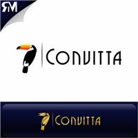 Convitta, Logo e Cartao de Visita, Roupas, Jóias & Assessorios