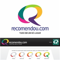 RECOMENDOU.COM, Logo, Marketing & Comunicação