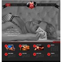 Portal Poker Girls, Cartão de visita, Fotografia