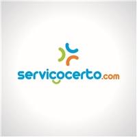 servicocerto.com, Logo, Construção & Engenharia