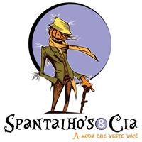 SPANTALHO'S & CIA., Logo, Roupas, Jóias & Assessorios