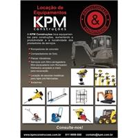 Folheto/ Panfleto Locaçao Equipamentos, Kit Mega Festa, Construção & Engenharia