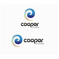 Logo para COOPER CLUBE, cooper clube., Mascote, Associações, ONGs ou Comunidades