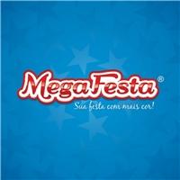Mega festa, Logo e Cartao de Visita, Alimentos & Bebidas