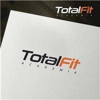 Total Fit, Logo, Saúde & Nutrição
