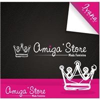 Amiga'Store, Logo, Roupas, Jóias & Assessorios