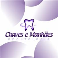 CHAVES E MANHAES ODONTOLOGIA, Logo, Saúde & Nutrição