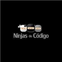 Ninjas do Código, Logo, Educação & Cursos