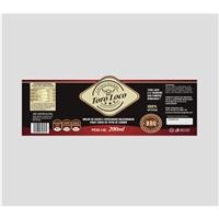 Toro Loco Chimichurri - Rótulo / Label, Cartaz/Pôster, Alimentos & Bebidas
