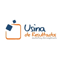 Usina de Resultados (subtítulo: Comunicaçao e Marketing), Fachada Comercial, Marketing & Comunicação