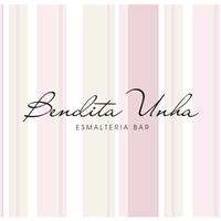 BENDITA UNHA (ESMALTERIA BAR), Logo, Beleza