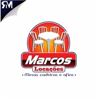 Marcos Locaçoes, Logo, Planejamento de Eventos e Festas