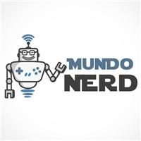 Mundo Nerd, Logo, Computador & Internet