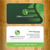 CMA Environment, Papelaria (6 itens), Consultoria de Negócios