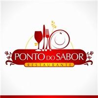 Ponto do sabor, Logo e Cartao de Visita, Alimentos & Bebidas