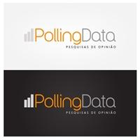 Polling Data, Logo, Computador & Internet